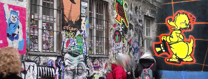 Street Art Berlin 2018