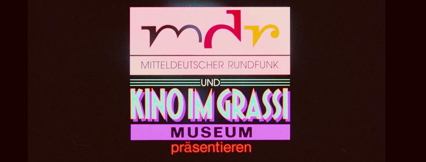 Introfilm fürs Kino im Grassi 1994