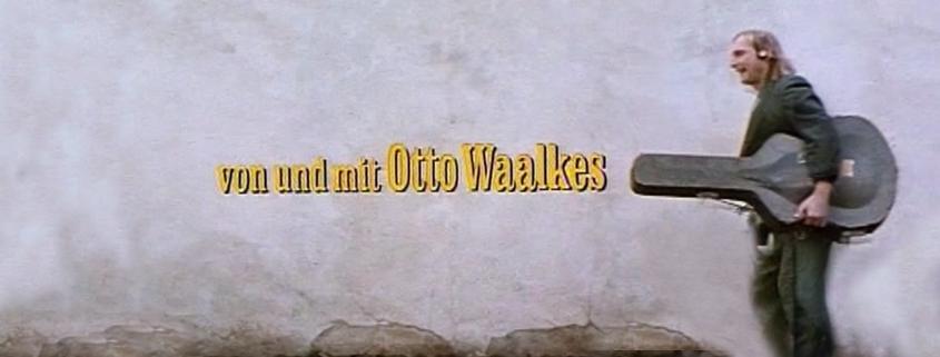 """Analoger Tricktitel / Vorspann für """"Otto, der Liebesfilm"""""""