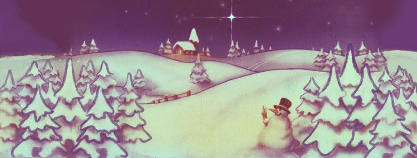 Weihnachtsmarkt 1983