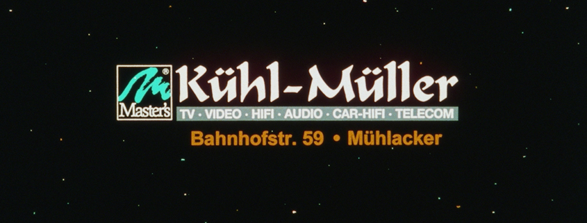 PANs Studio - Kinowerbung Kühl-Müller