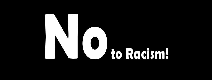 Nein zu Rassismus!