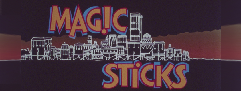 "PANs Studio - Titel für die Komödie ""Magic Sticks"""