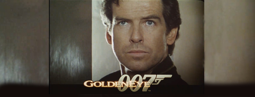 "PANs Studio - Titel für ""James Bond - Goldeneye"""