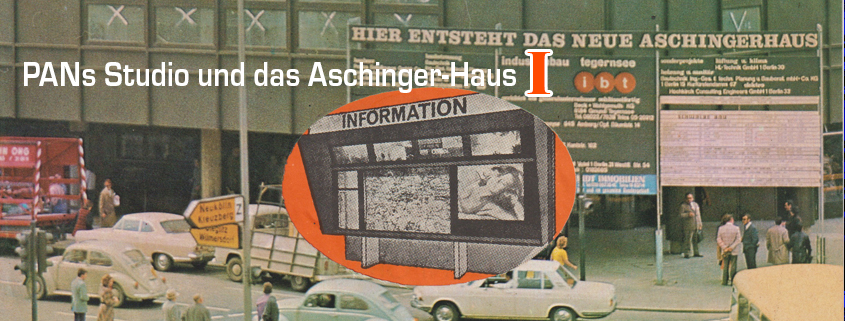 Infobox am Aschinger-Haus