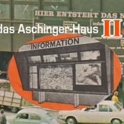 PANs Studio und die Infobox am Aschinger-Haus