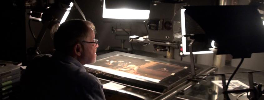 PANs Studio dreht in Dresden 35mm analog
