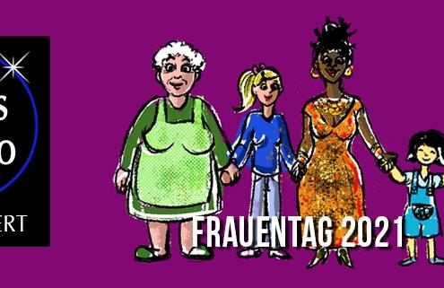 PANs Studio zum Frauentag 2021