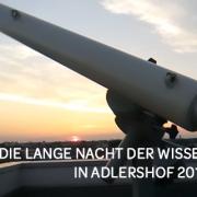 PANs Studio – Dokumentation: Die Sternfreunde im FEZ bei der Langen Nacht der Wissenschaften in Adlershof 2019