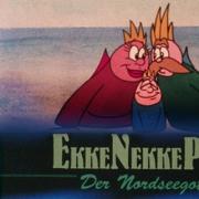 PANs Studio präsentiert den ehemaligen Trickfilmkurs der VHS Neukölln und den dort entstandenen Zeichenfilm EkkeNekkePenn, der Nordseegott