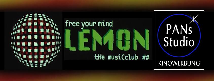 """PANs Studio und die Kinowerbung für """"Musicclub Lemon - Free Your Mind"""""""