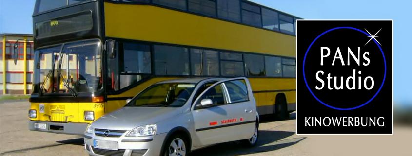 PANs Studio: Kinowerbung für Stattauto Car-Sharing von 2004
