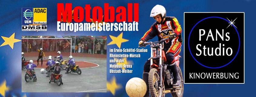 PANs Kinowerbung für Motoball 2005